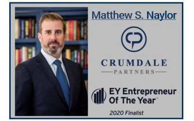 Matthew Naylor: 2020 Finalist for Entrepreneur of the Year