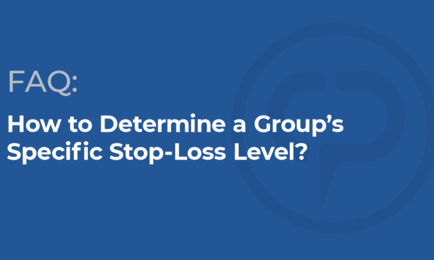 What's My Group's Appropriate Specific Stop-Loss Level?