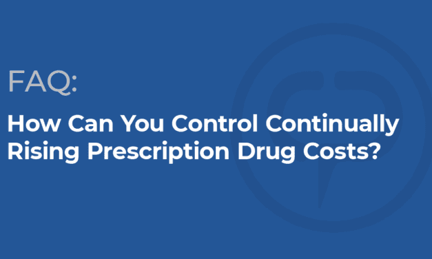 How Can You Get Control Of Continually Rising Prescription Drug Costs?