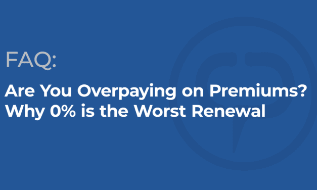 Are You Overpaying on Premiums? Why 0% Is the Worst Renewal
